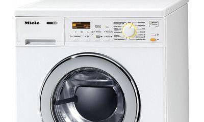 Waschtrockner waschen und trocknen in einem gerät kombiniert