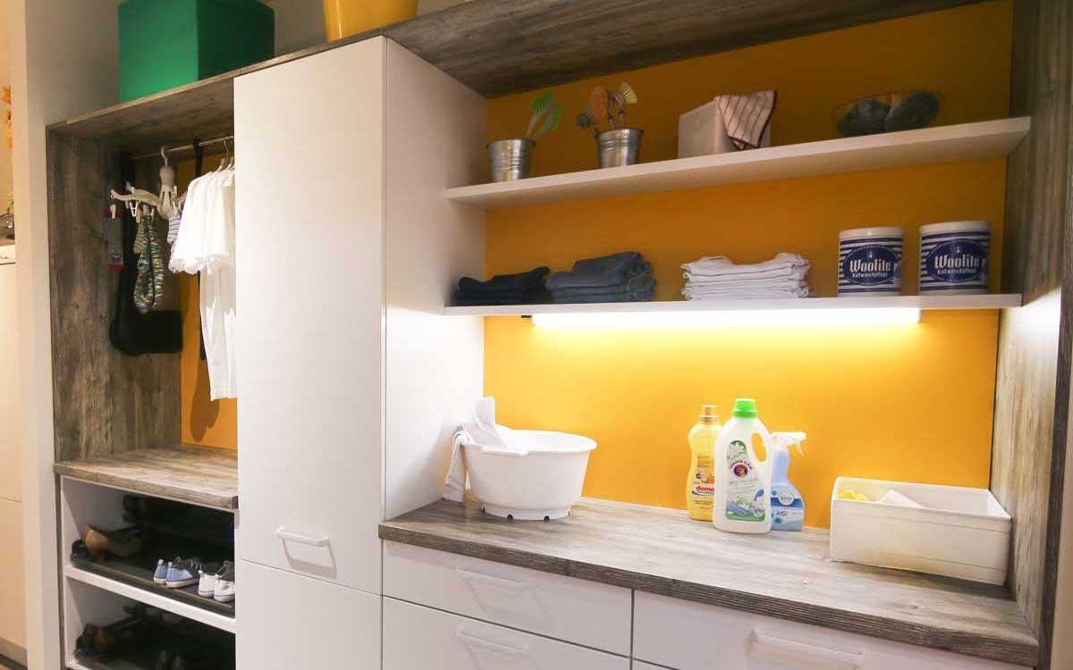 Hauswirtschaftsraum - Ihr Küchenfachhändler aus Bremen - die Küchenzeile