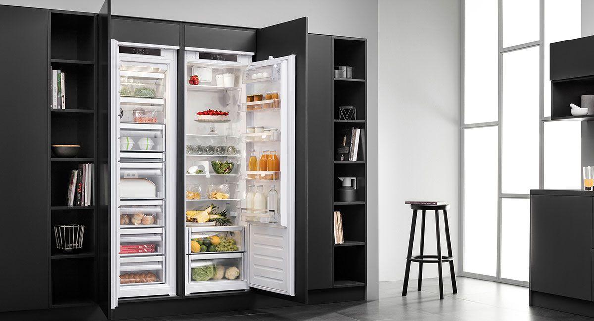 Landhausküche Mit Side By Side Kühlschrank : Kühlschrank ihr küchenfachhändler aus bremen die küchenzeile