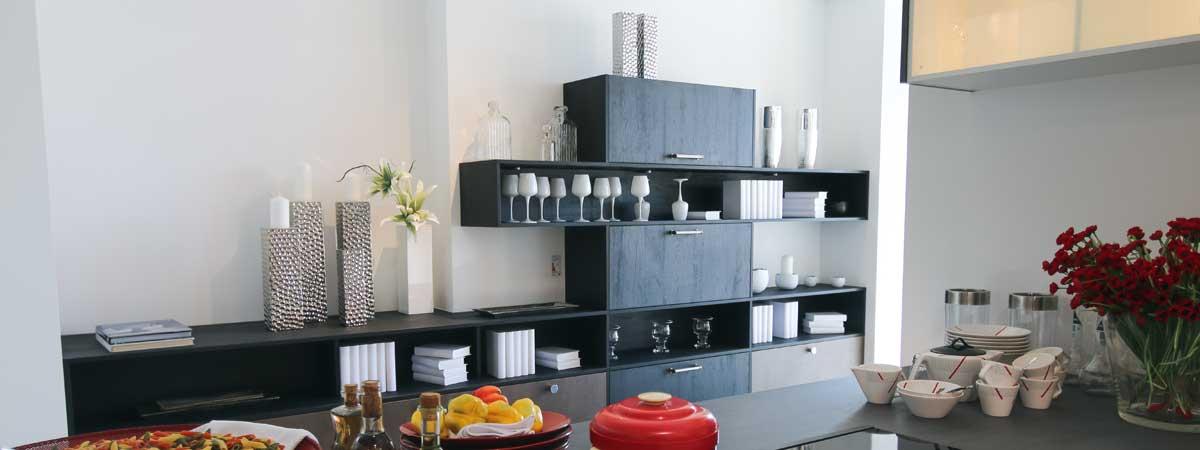 Schrankausstattung - Ihr Küchenfachhändler aus Bremen - die Küchenzeile