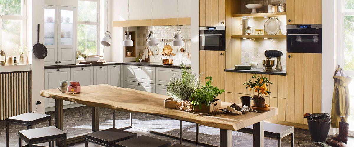 Ihre Wohnküche - Ihr Küchenfachhändler aus Bremen - die Küchenzeile